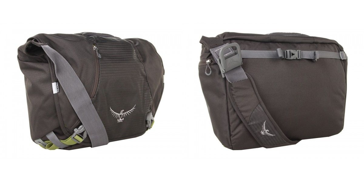 Retki Olkalaukku : Myyd??n messenger bag osprey flap jack courier puoti