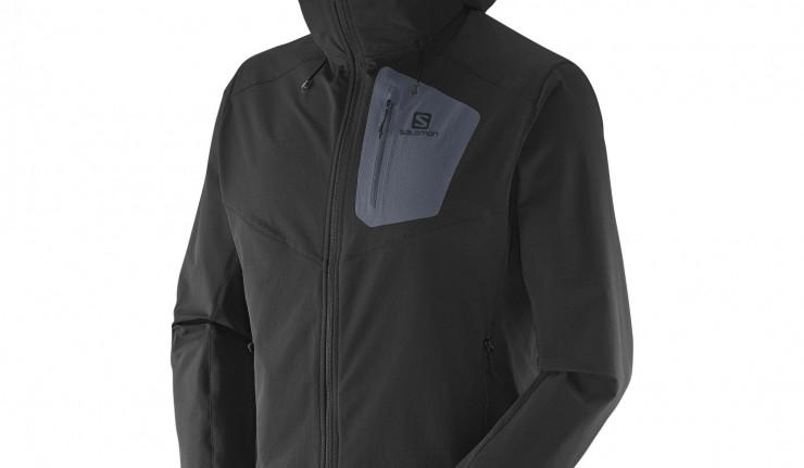 huippumuoti myyntipiste myynnissä tehtaanmyymälä Myydään Softshell-takki Salomon Ranger Softshell Jacket ...